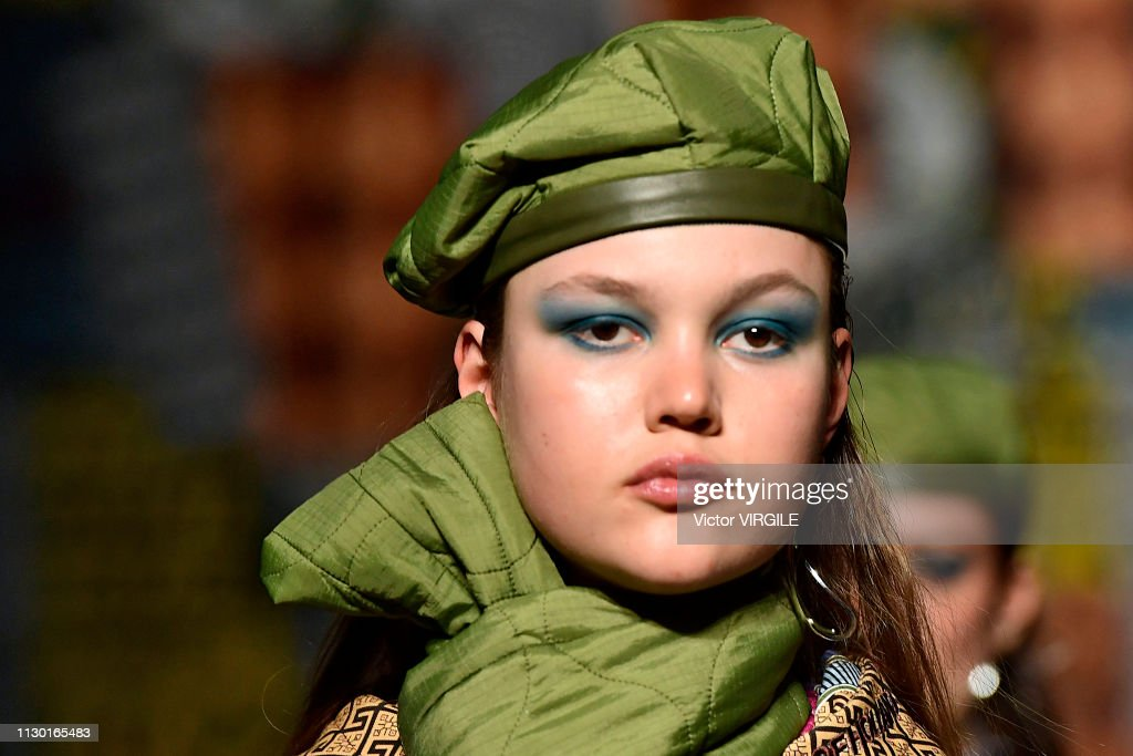GBR: House of Holland - Runway - LFW February 2019