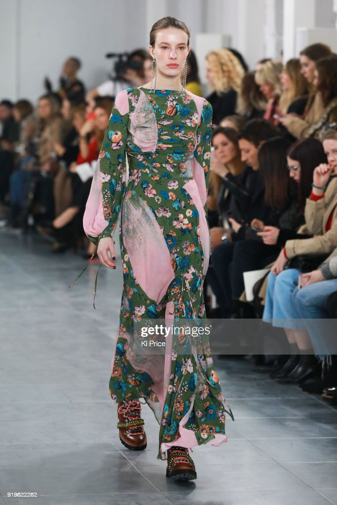 House of Holland - Runway - LFW February 2018