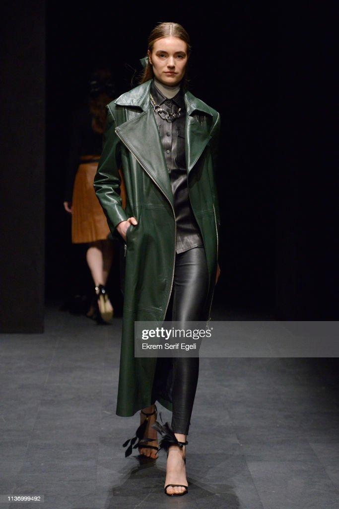 TUR: House Of Ogan - Runway - Mercedes-Benz Fashion Week Istanbul - March 2019