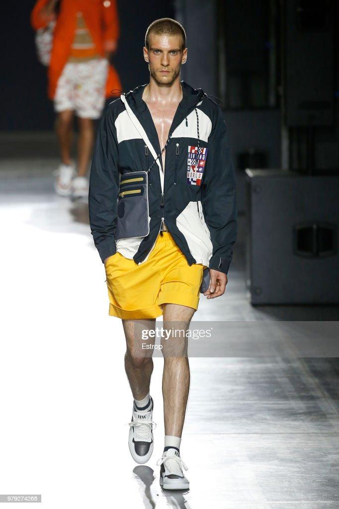 Hunting World - Runway - Milan Men's Fashion Week Spring/Summer 2019 : ニュース写真
