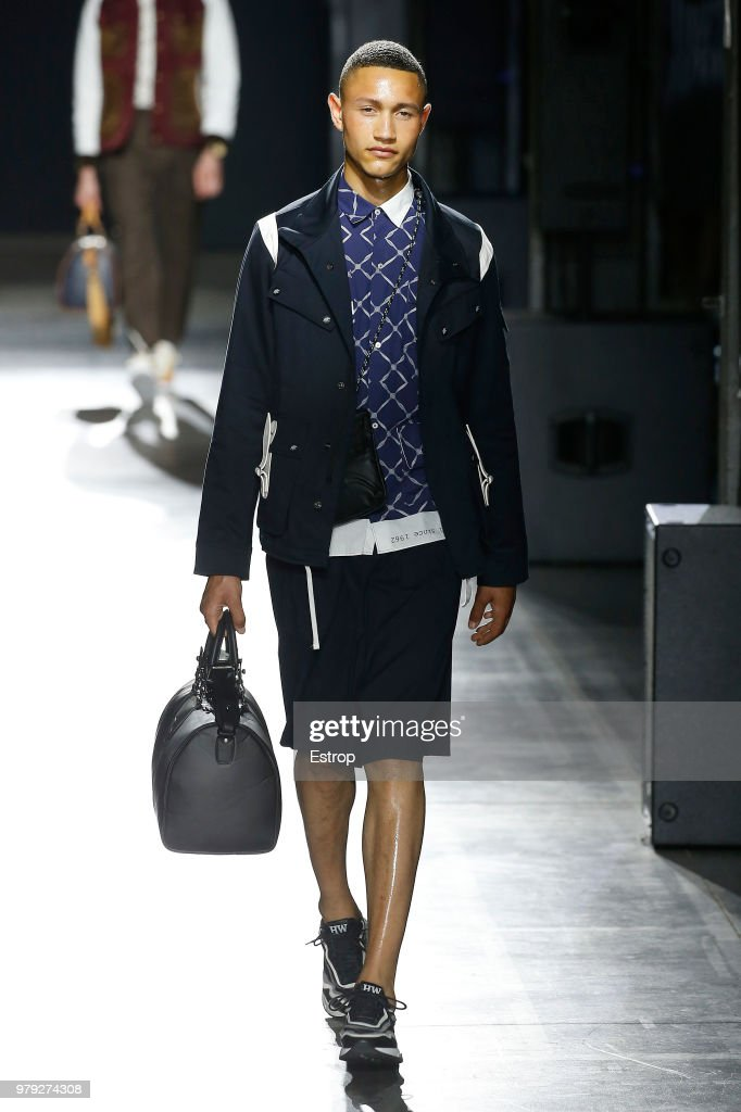 Hunting World - Runway - Milan Men's Fashion Week Spring/Summer 2019 : ニュース写真