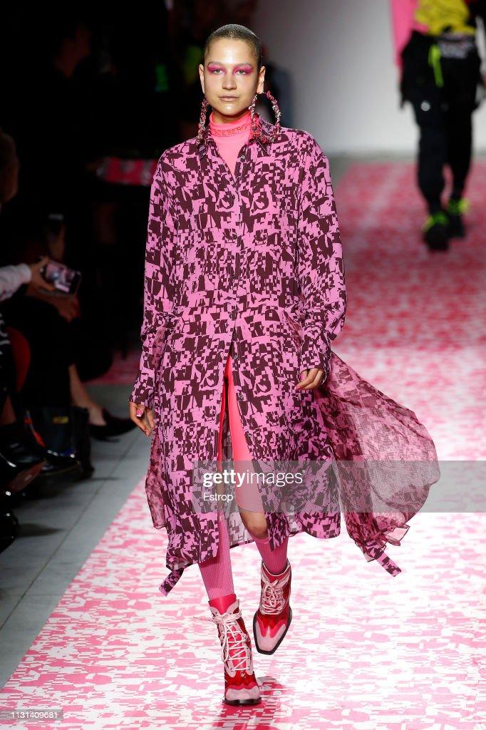 ITA: Iceberg - Runway: Milan Fashion Week Autumn/Winter 2019/20