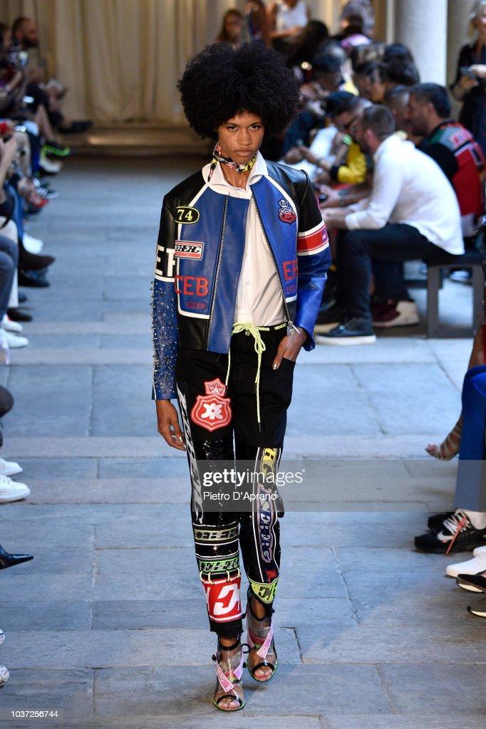 Iceberg - Runway - Milan Fashion Week Spring/Summer 2019