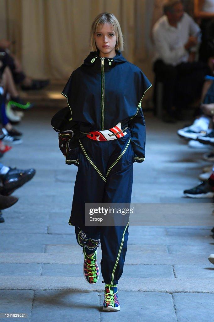 Iceberg - Runway - Milan Fashion Week Spring/Summer 2019 : ニュース写真