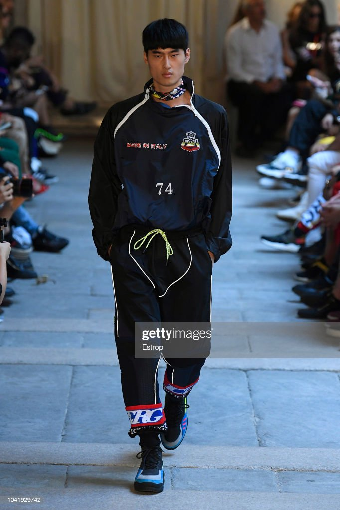Iceberg - Runway - Milan Fashion Week Spring/Summer 2019 : ニュース写真