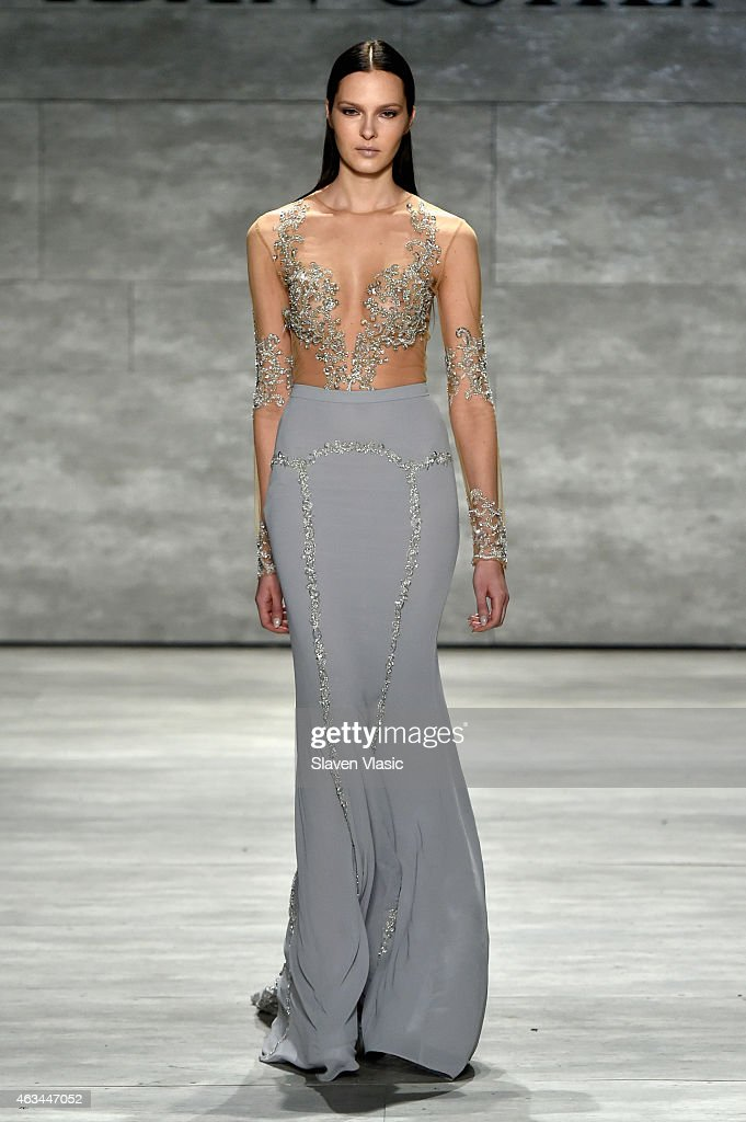Idan Cohen - Runway - Mercedes-Benz Fashion Week Fall 2015