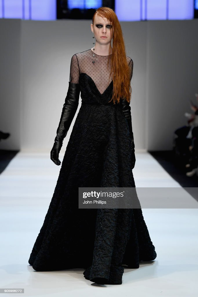 Irene Luft Show - MBFW Berlin January 2018