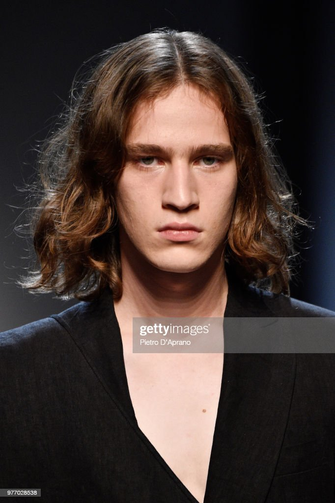 Isabel Benenato - Runway - Milan Men's Fashion Week Spring/Summer 2019
