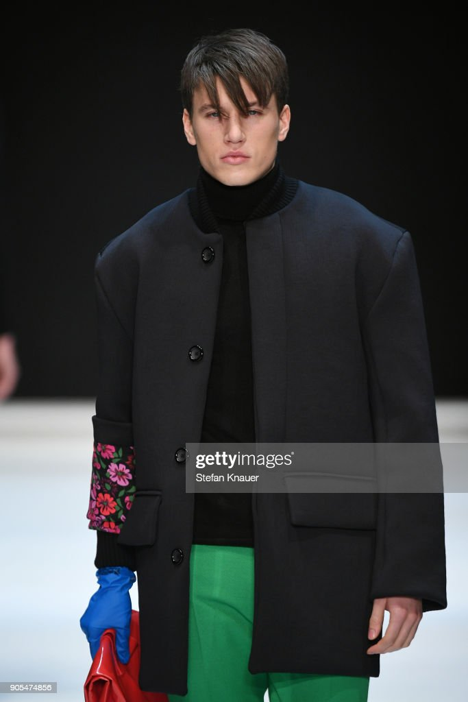 Ivanman Show - MBFW Berlin January 2018