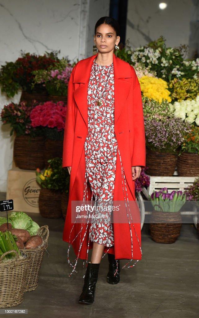 Jason Wu Runway - February 2021 - New York Fashion Week: The Shows : News Photo