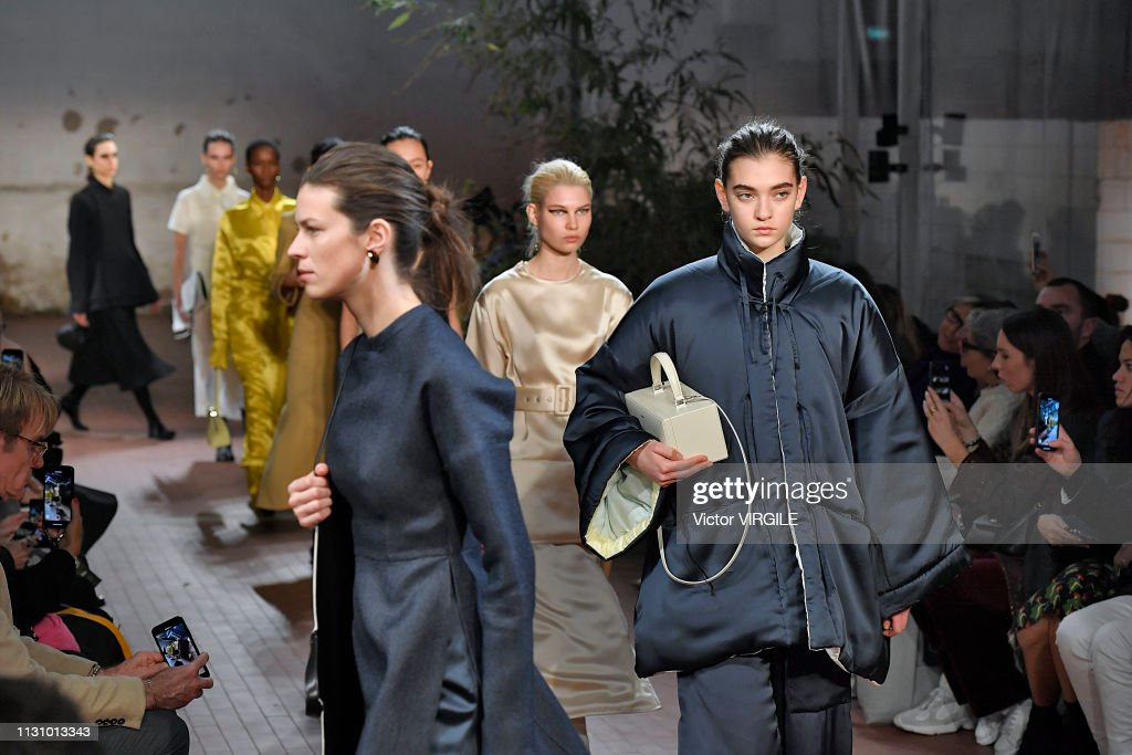 Jil Sander - Runway- Milan Fashion Week Autumn/Winter 2019/20 : ニュース写真