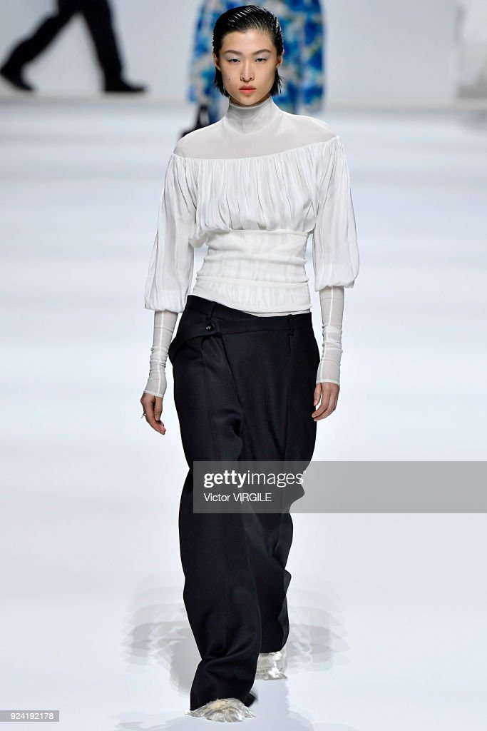 Jil Sander - Runway - Milan Fashion Week Fall/Winter 2018/19