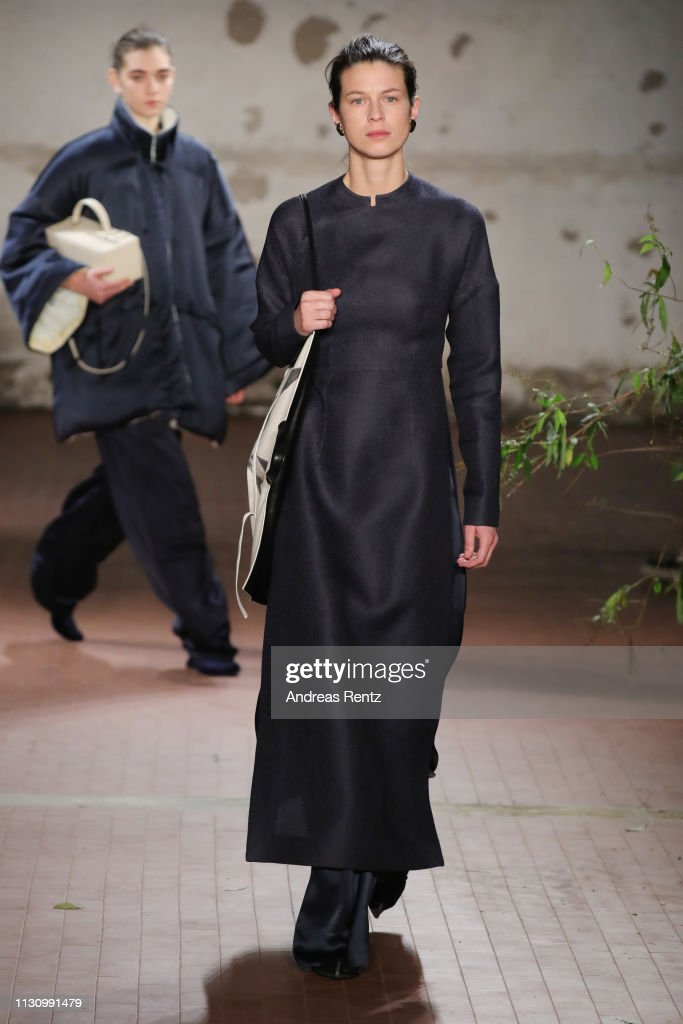 ITA: Jil Sander  - Runway: Milan Fashion Week Autumn/Winter 2019/20