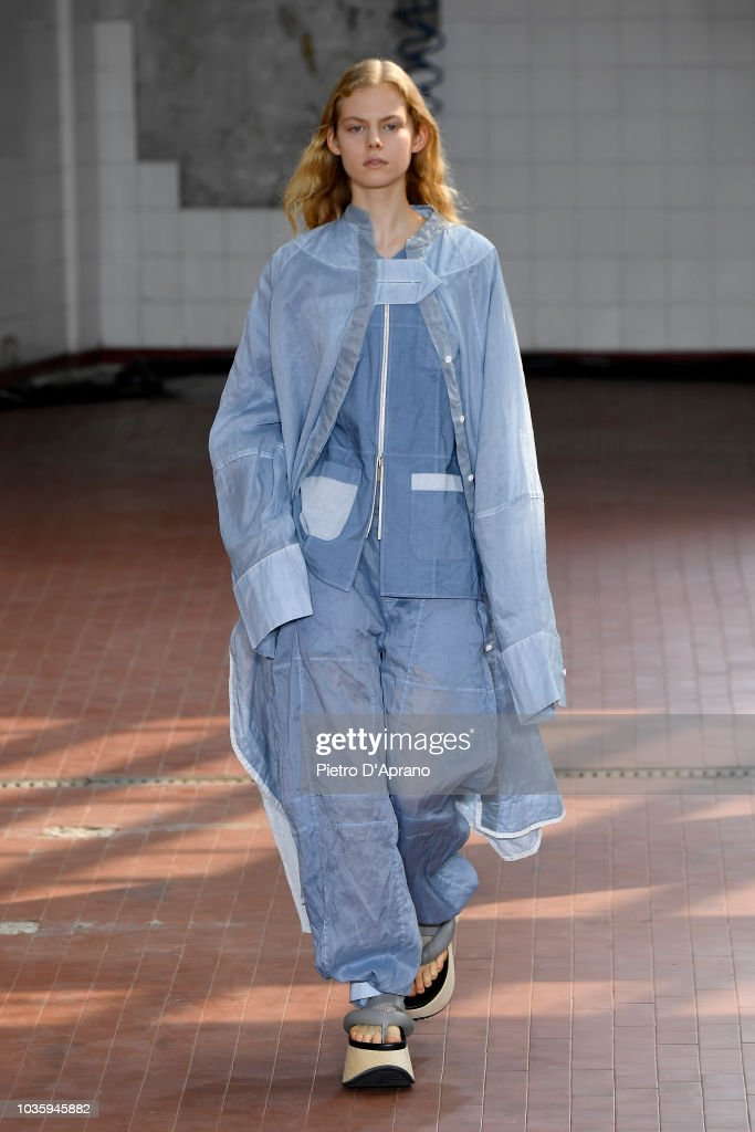 Jil Sander - Runway - Milan Fashion Week Spring/Summer 2019