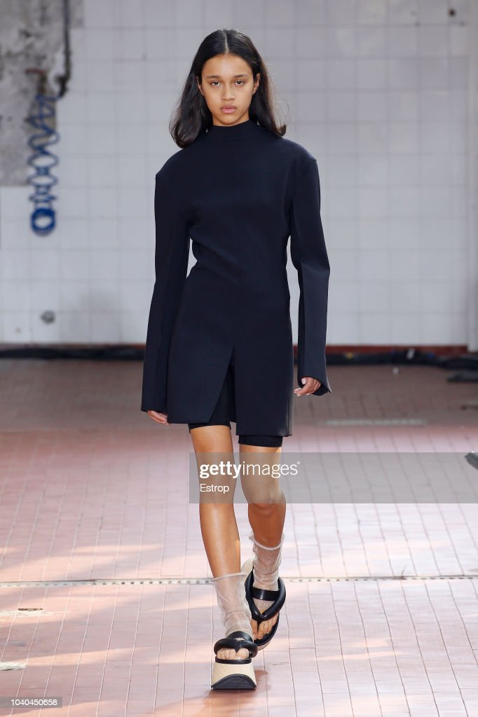 Jil Sander - Runway - Milan Fashion Week Spring/Summer 2019 : ニュース写真