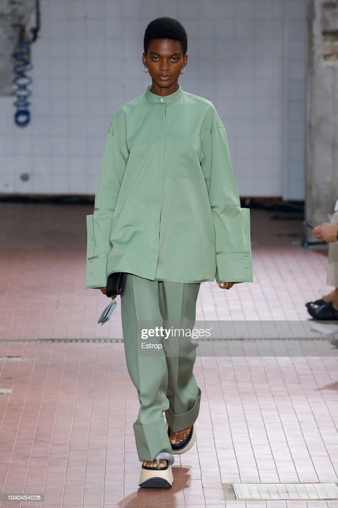 Jil Sander - Runway - Milan Fashion Week Spring/Summer 2019 : ニュース写真