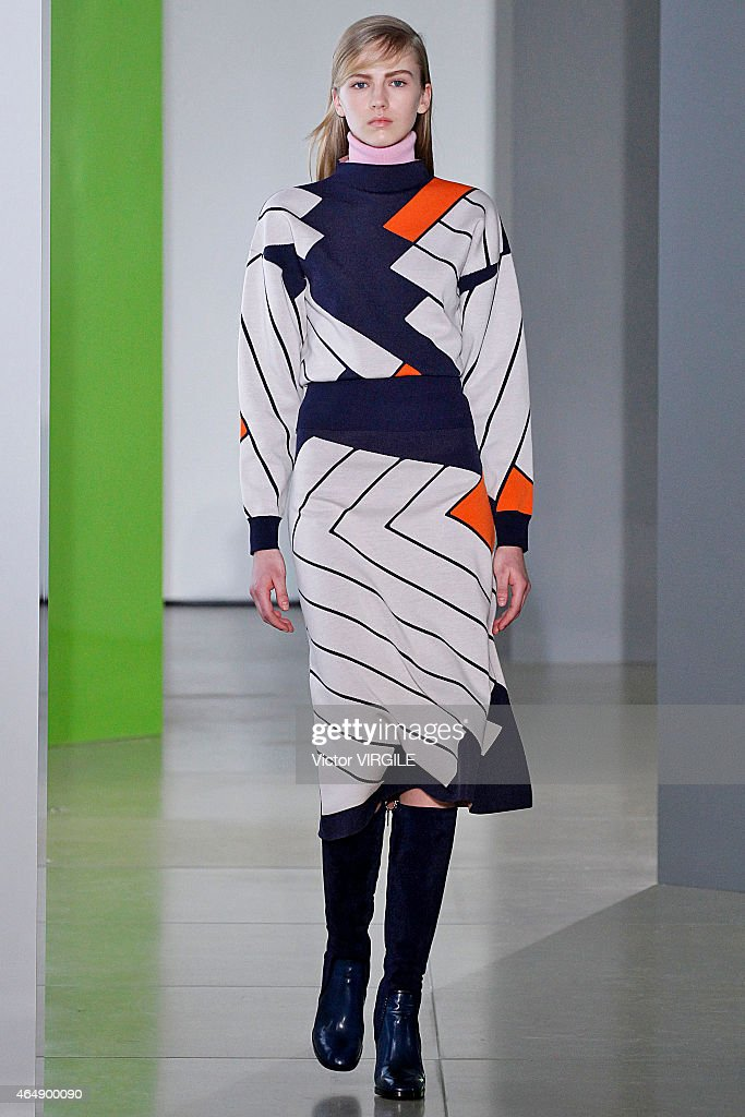 Jil Sander - Runway - MFW FW2015 : News Photo