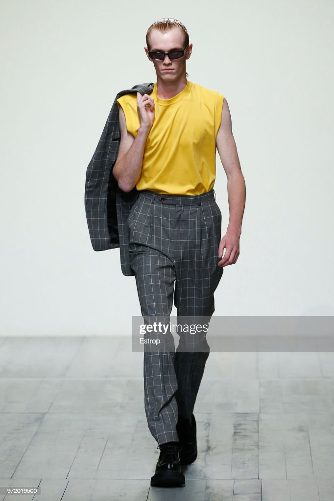 John Lawrence Sullivan - Runway - LFWM June 2018 : ニュース写真
