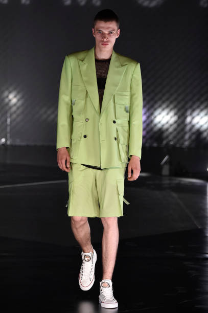 ITA: John Richmond - Runway - Milan Men's Fashion Week Spring/Summer 2020