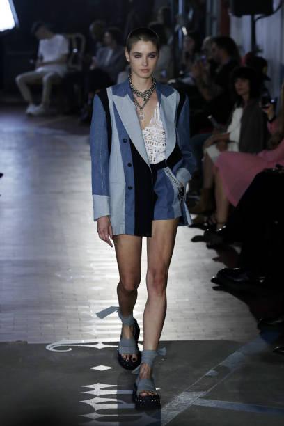 ITA: John Richmond - Runway - Milan Fashion Week - Spring / Summer 2022