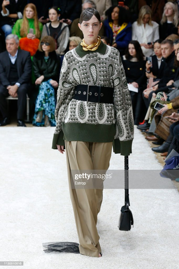 JW Anderson - Runway - LFW February 2019 : News Photo