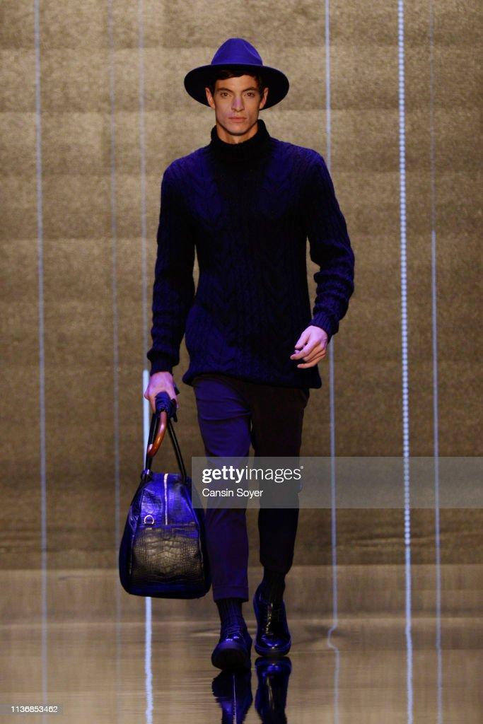 TUR: Kigili - Runway - Mercedes-Benz Fashion Week Istanbul - March 2019