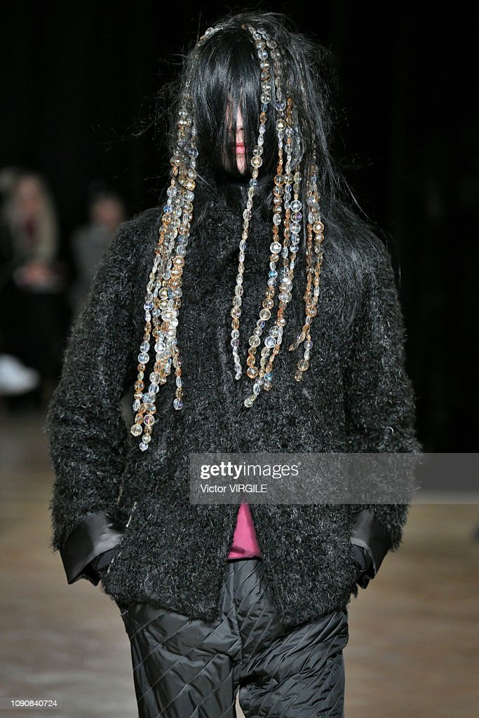 Kiko Kostadinov - Runway - LFWM January 2019 : ニュース写真