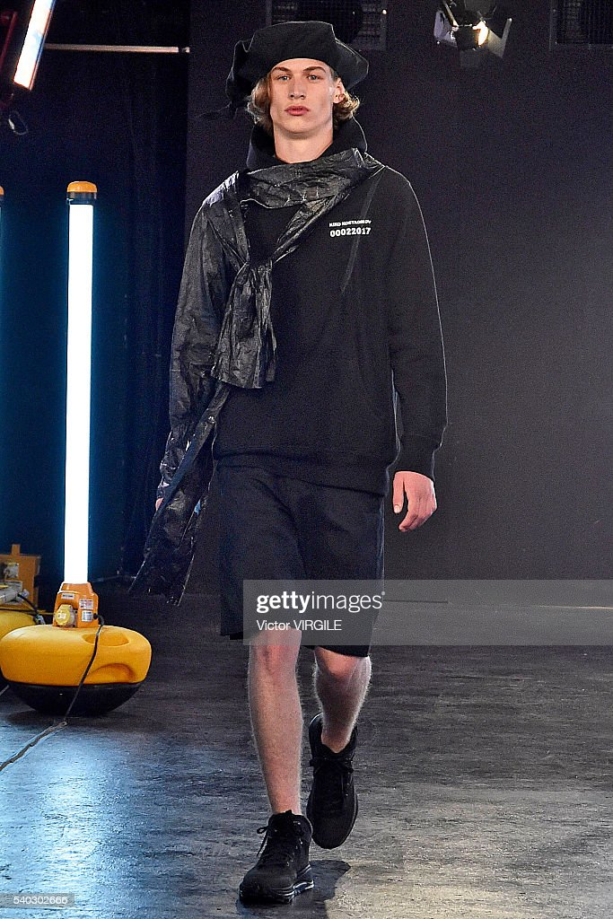 Kiko Kostadinov - Presentation - London Collections Men SS17 : Fotografía de noticias