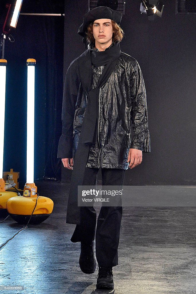 Kiko Kostadinov - Presentation - London Collections Men SS17 : News Photo