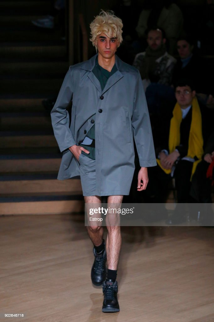 Kiko Kostadinov - Runway - LFWM January 2018 : ニュース写真
