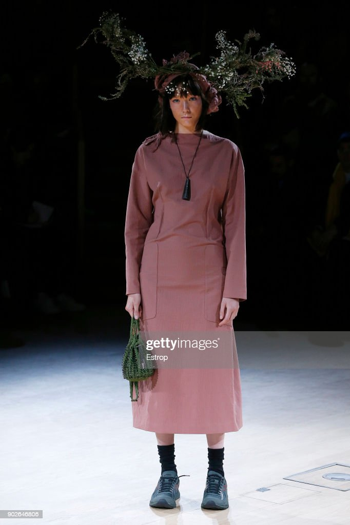 Kiko Kostadinov - Runway - LFWM January 2018 : News Photo