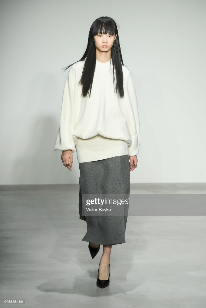 Krizia - Runway - Milan Fashion Week Fall/Winter 2018/19 : ニュース写真