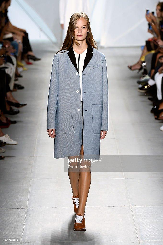 Lacoste - Runway - Mercedes-Benz Fashion Week Spring 2015 : News Photo