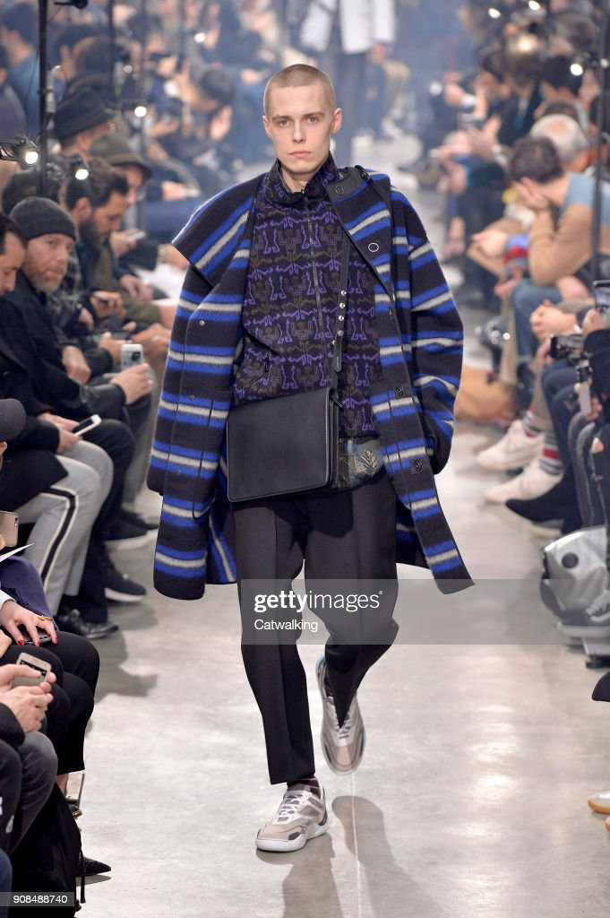 Lanvin - Mens Fall 2018 Runway - Paris Menswear Fashion Week