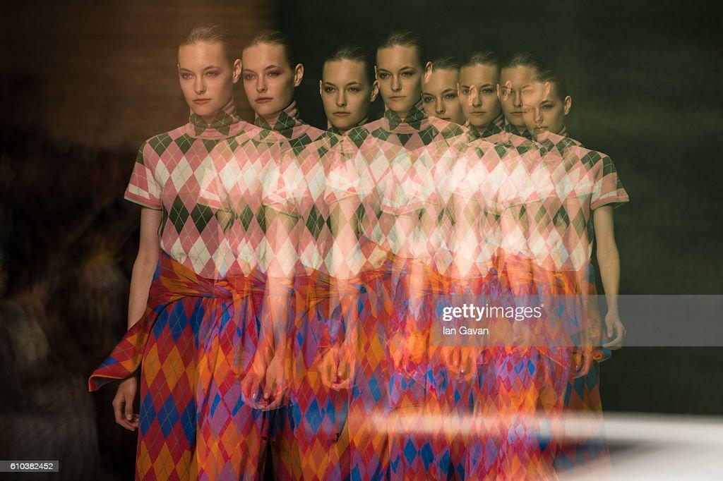 ITA: Laura Biagiotti - Alternative Views - Milan Fashion Week SS17