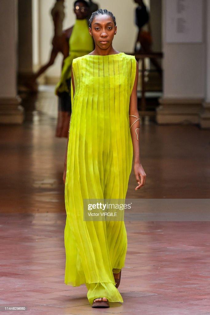 BRA: Lenny Niemeyer - Runway - Sao Paulo Fashion Week N47 Spring/Summer 2020