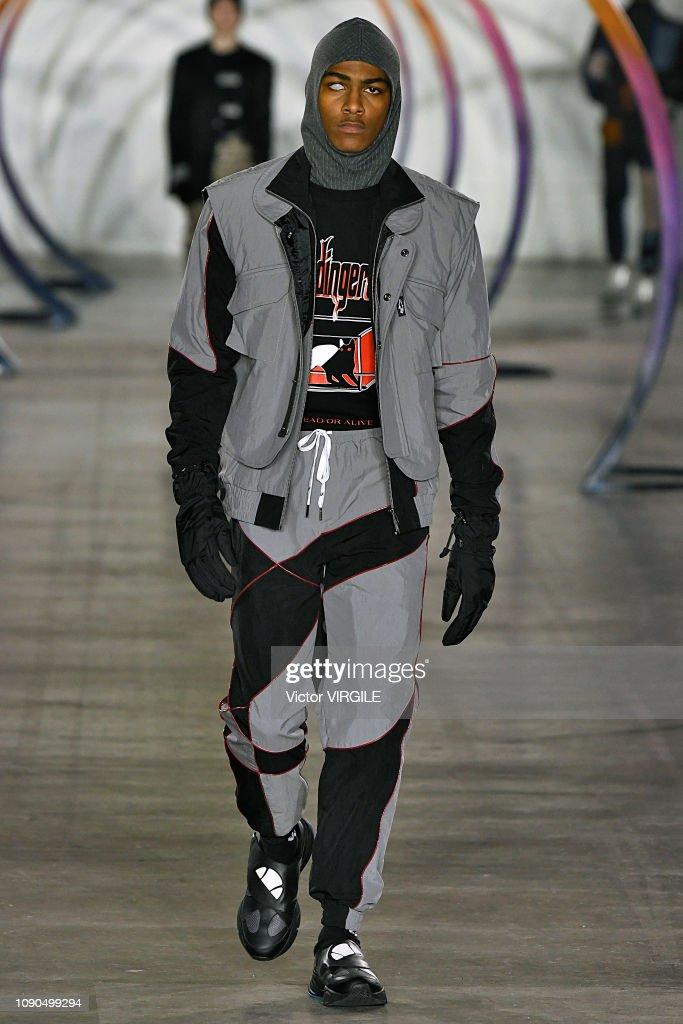 Liam Hodges - Runway - LFWM January 2019 : ニュース写真