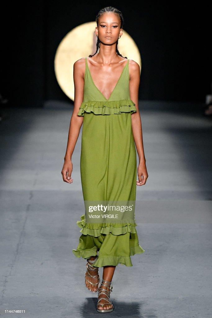 BRA: Lilly Sarti - Runway - Sao Paulo Fashion Week N47 Spring/Summer 2020