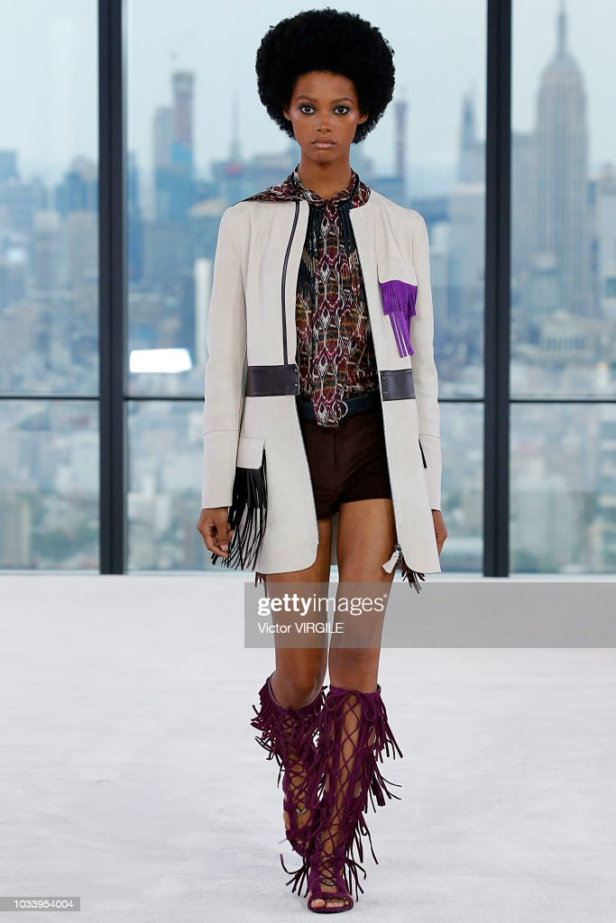 Longchamp - Runway - September 2018 - New York Fashion Week : ニュース写真