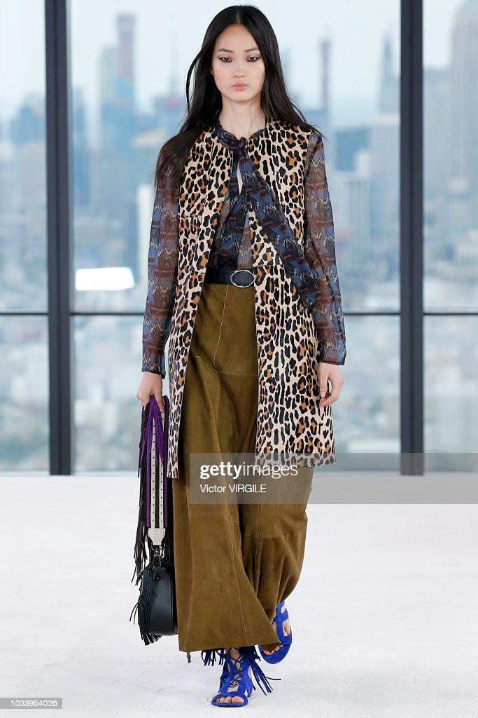 Longchamp - Runway - September 2018 - New York Fashion Week : ニュース写真