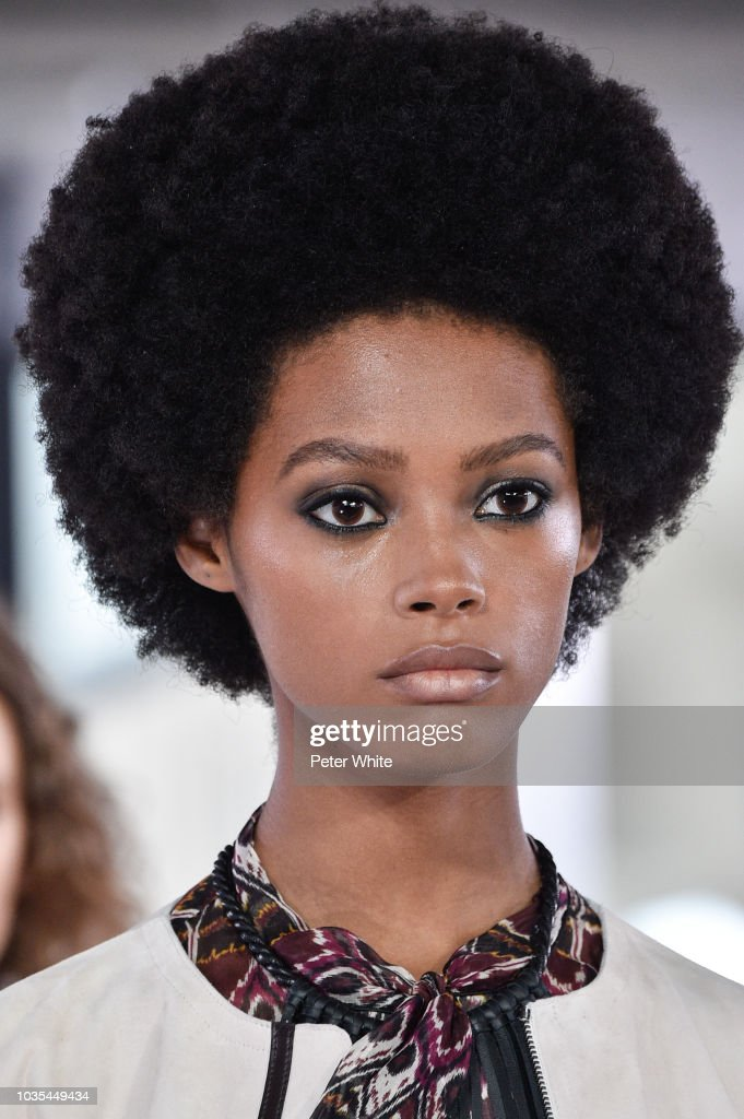 A model walks the runway at the Longchamp Spring/Summer 2019 fashion show during New York Fashion Week on September 8, 2018 in New York City.