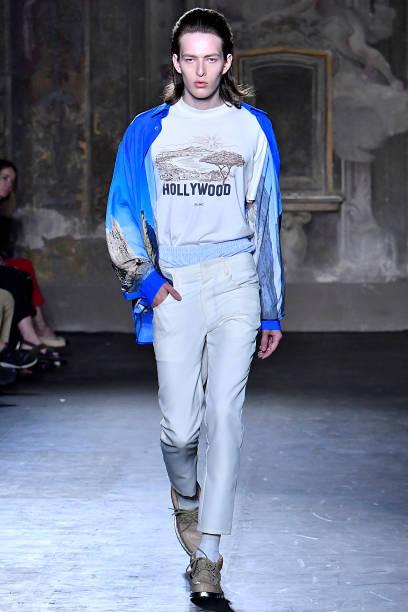 ITA: M1992 - Runway - Milan Men's Fashion Week Spring/Summer 2020