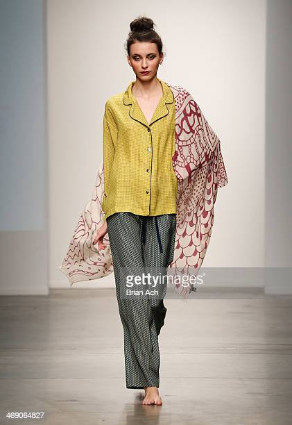 Nolcha Fashion Week New York Presented By Rusk During New York ...
