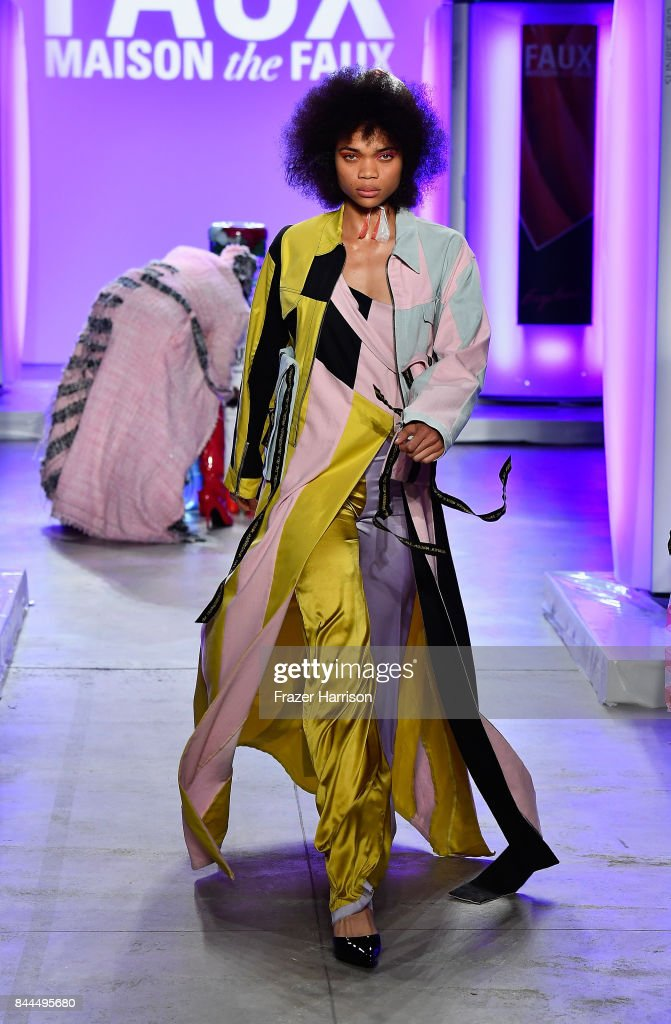 Maison The Faux - Runway - September 2017 - New York Fashion Week ...