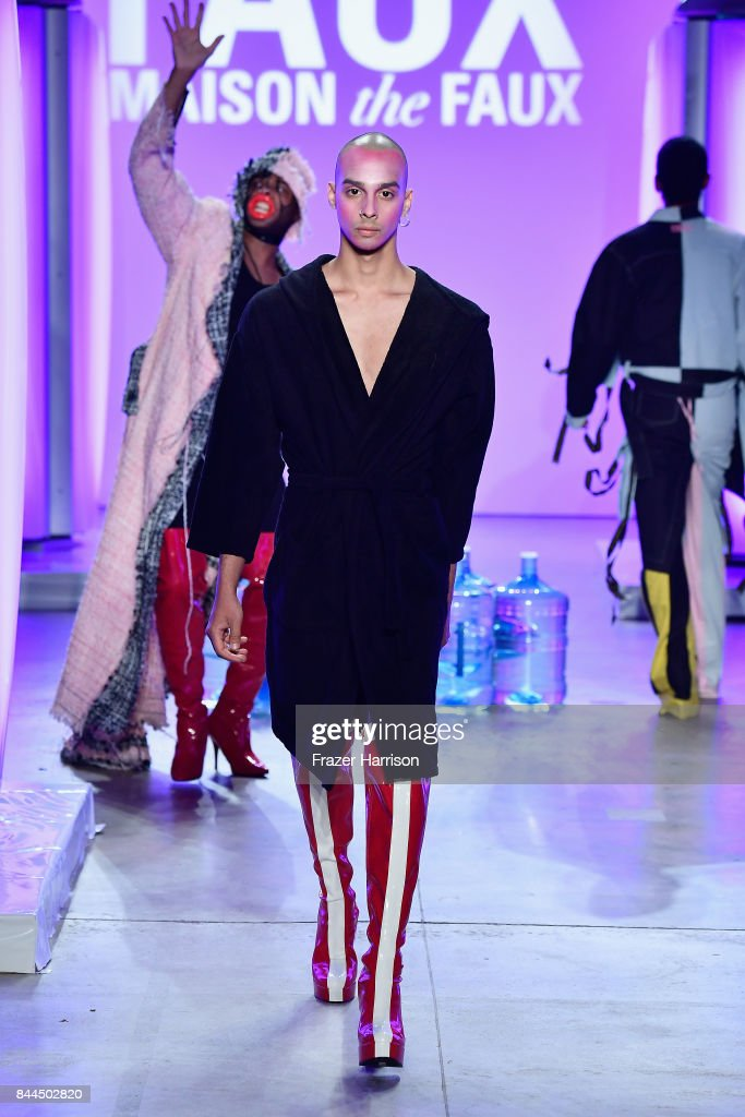 Maison The Faux   Runway   September 2017   New York Fashion Week Presented  By MADE