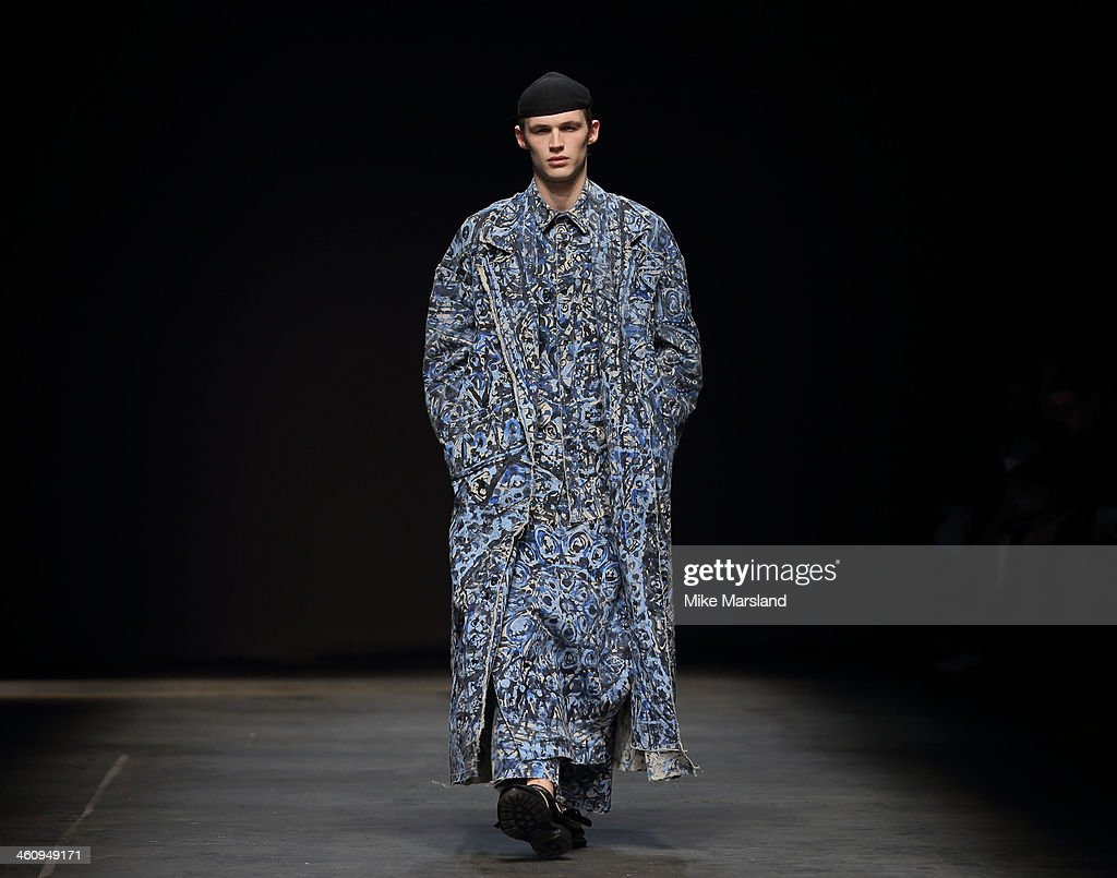 MAN AW14 – London Collections: MEN