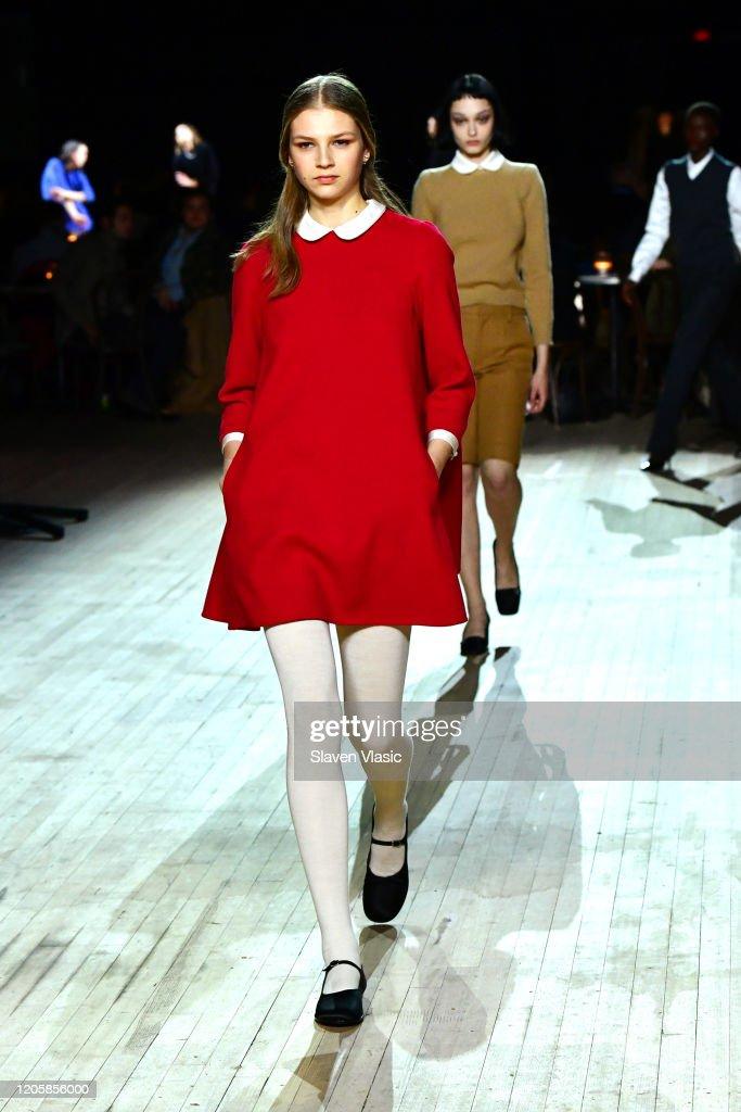 Marc Jacobs Fall 2020 Runway Show : News Photo