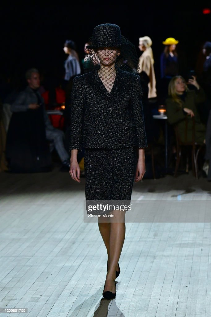Marc Jacobs Fall 2020 Runway Show : ニュース写真