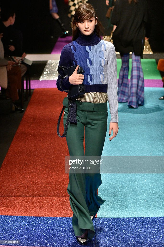 Marco De Vincenzo - Runway - Milan Fashion Week Fall/Winter 2018/19