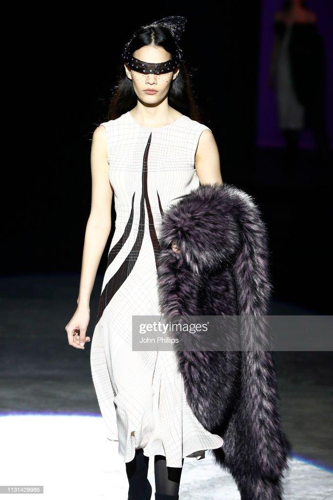 ITA: Marco De Vincenzo - Runway: Milan Fashion Week Autumn/Winter 2019/20